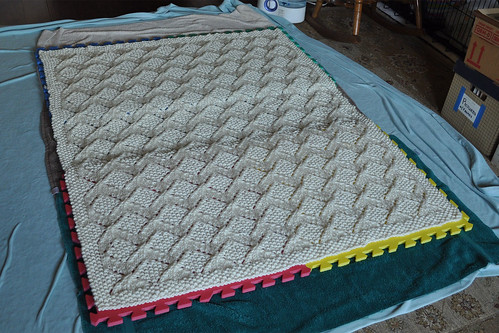 blocking blanket