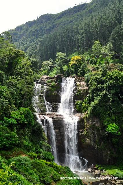 Ramboda Falls Nuwara Eliya