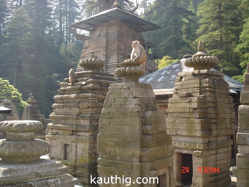 Jageshwar Temple Almora
