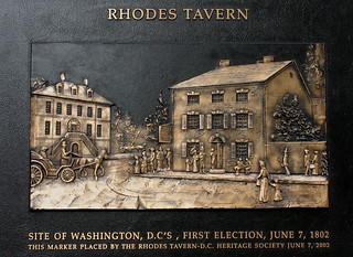 Rhodes Tavern | by dbking