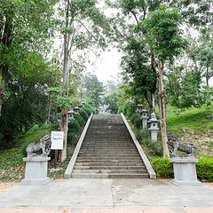 旗山神社(中山公園)