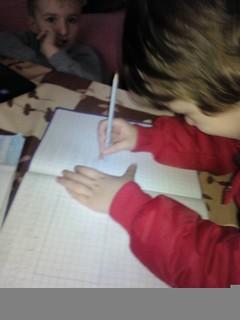 Compiti da Alen