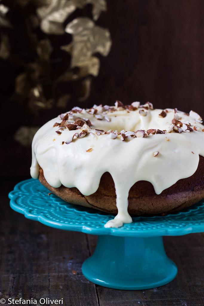 torta mandorle e crema al mascarpone 7864