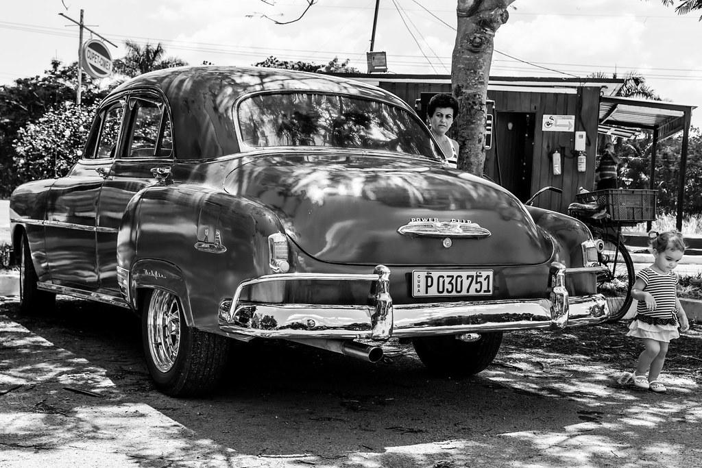 Belle Américaine - [Cuba]