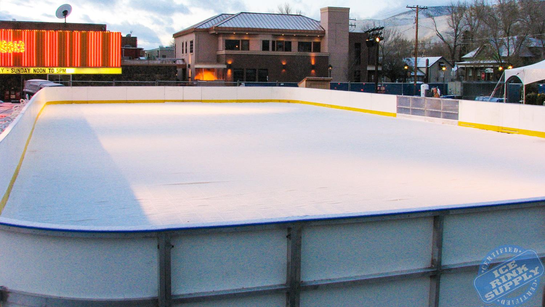 Ice Skating Rink Carson City, Nevada