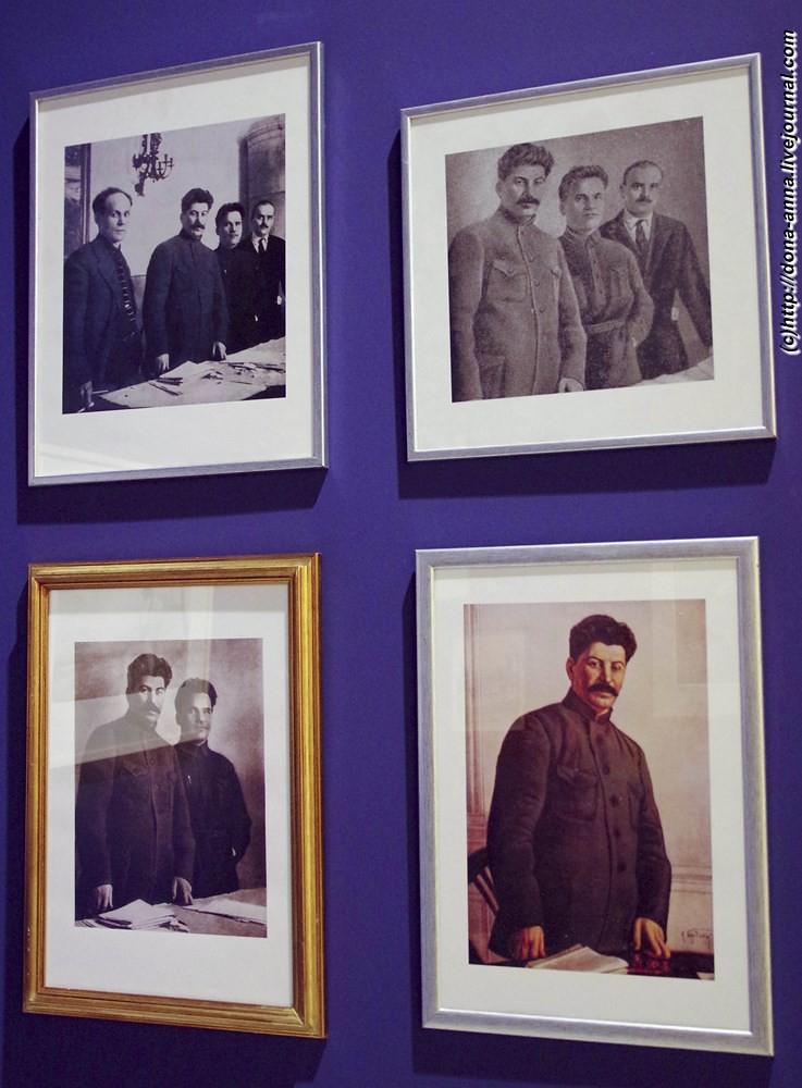 Возникновение пустоты вокруг Сталина, или О советском фотошопе