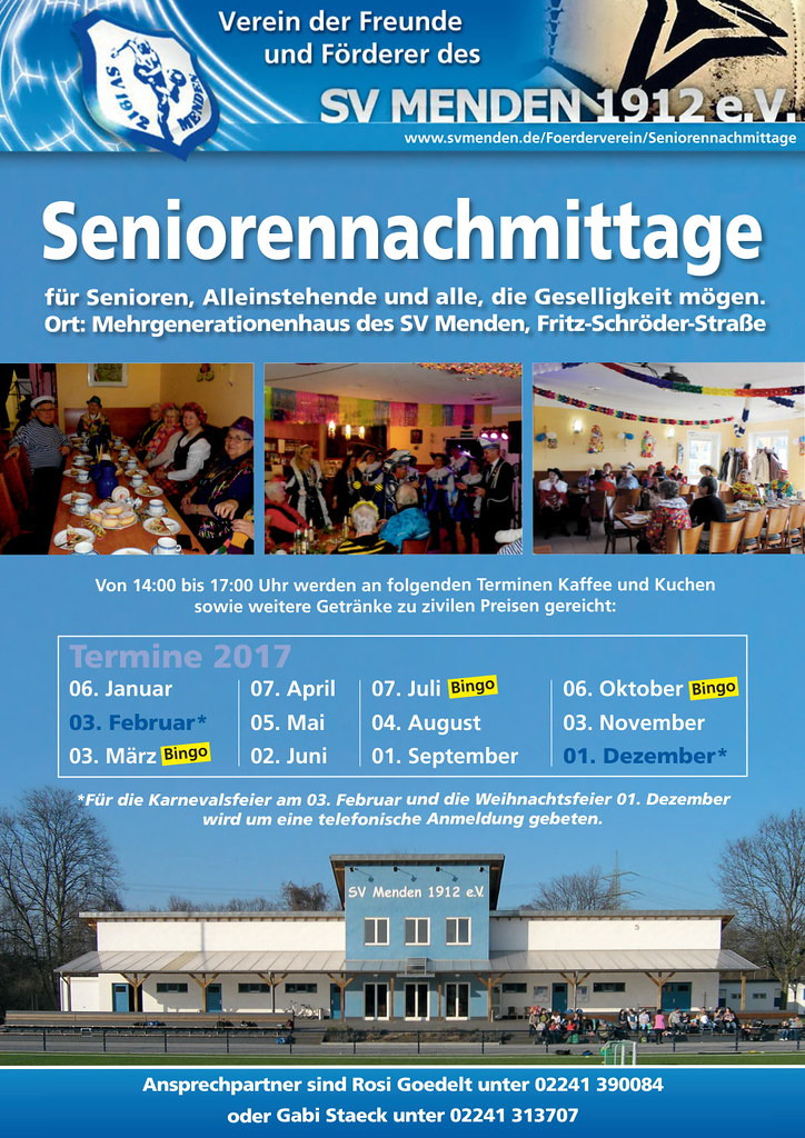 Seniorentreff 2017