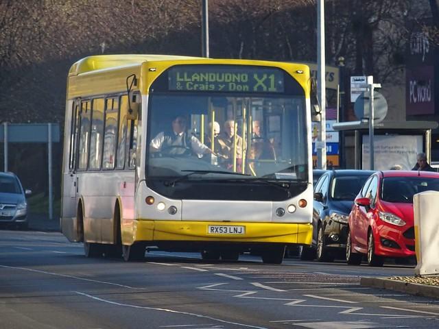 Express Motors Buses North Wales Flickr