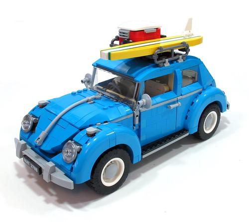 Lego Beetle - 10252
