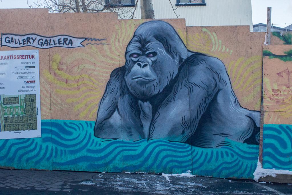 King Kong Reykjavik
