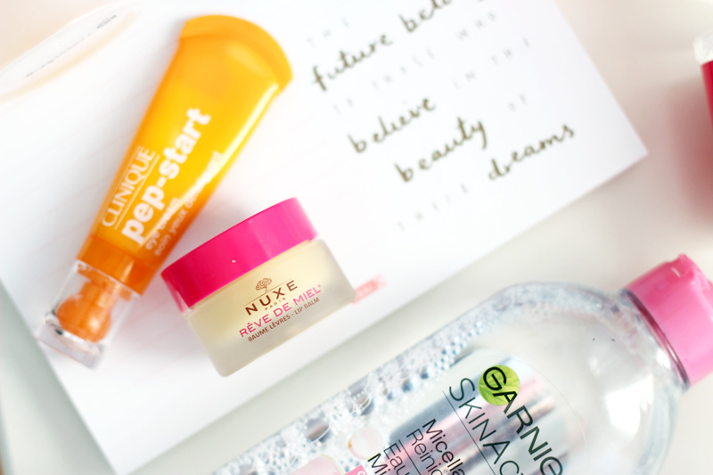 Morning Skin Care Routine Nuxe Reve De Miel