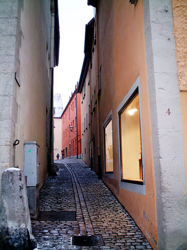 Back alley [Rothenburg / Germany] | by d'n'c