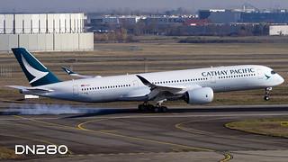 Cathay A350-941 msn 075