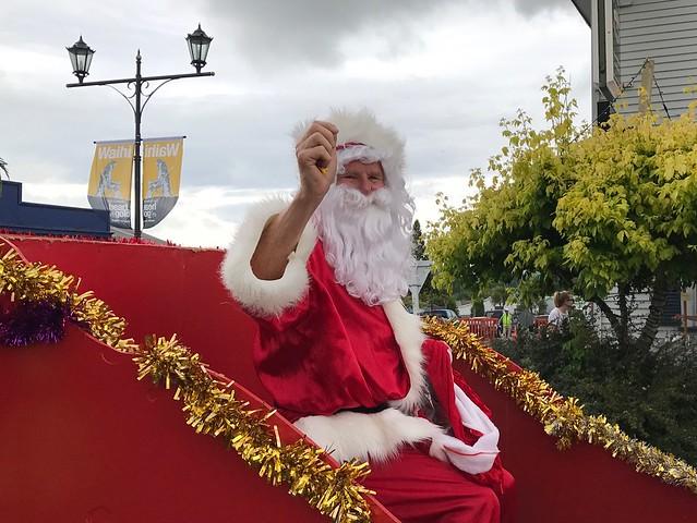 GO Waihi Christmas Parade 2016