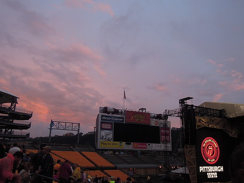 The Rolling Stones - Zip Code Tour - Heinz Field ...