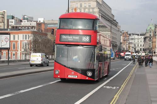 Metroline LT549 LTZ1549