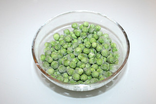 22 - Zutat Erbsen / Ingredient peas