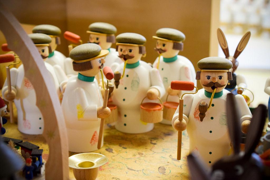 Schauwerkstatt Seiffen