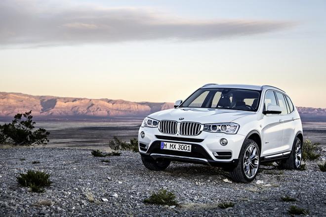 [新聞照片二] BMW X3搭載xLine風格套件