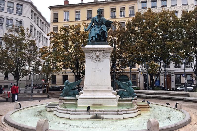 Place André-Marie Ampère