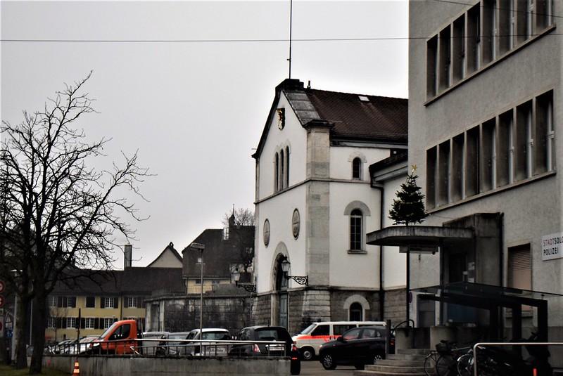 Feldbrunnen to Langendorf 16.12.2016