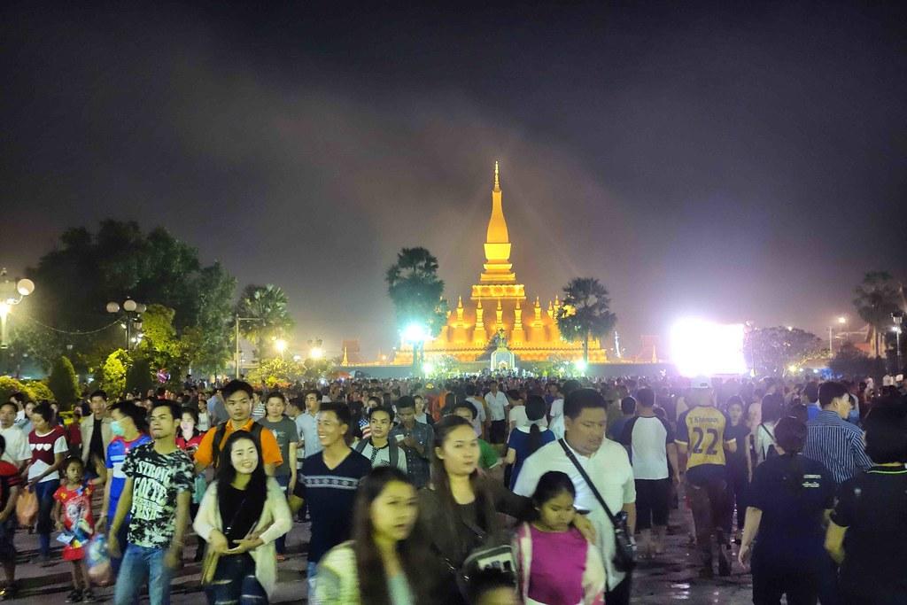 Vientiane - That Luang 2