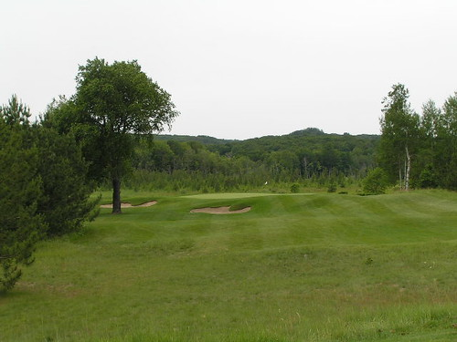 Arthur Hills golf course, Boyne Highlands, Harbor Springs, Michigan | by danperry.com