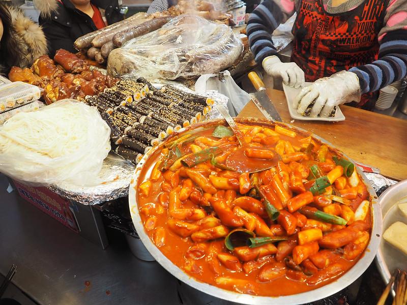 Gwangjang market 8