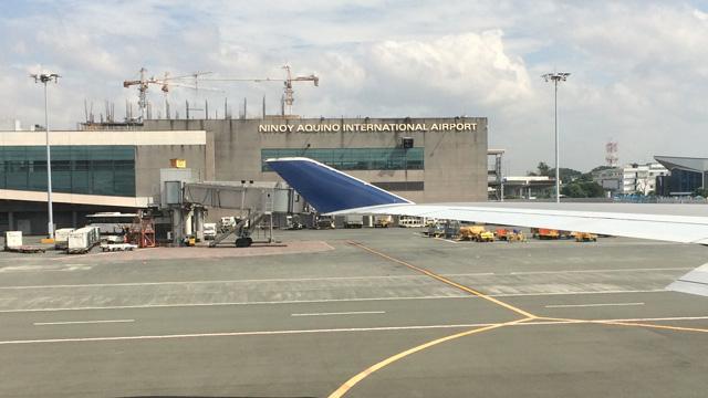 Nino Aquino Airport