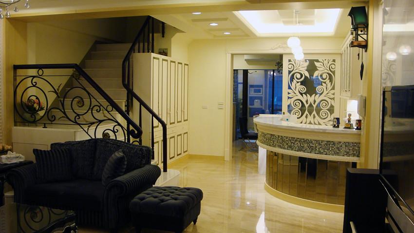 室內設計作品-十玉莊公館