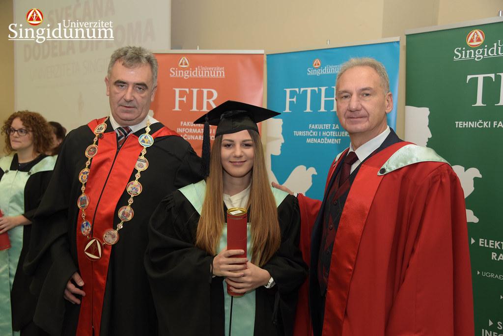Svecana dodela diploma - FIR I TF - Amfiteatar - 2017 - 105