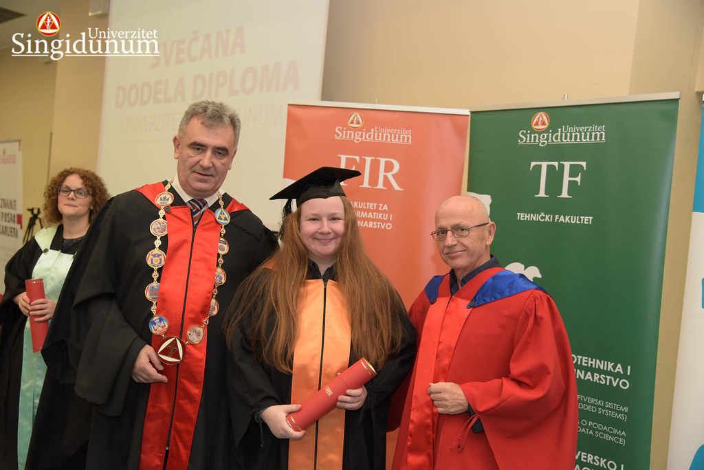 Svecana dodela diploma - FIR I TF - Amfiteatar - 2017 - 40