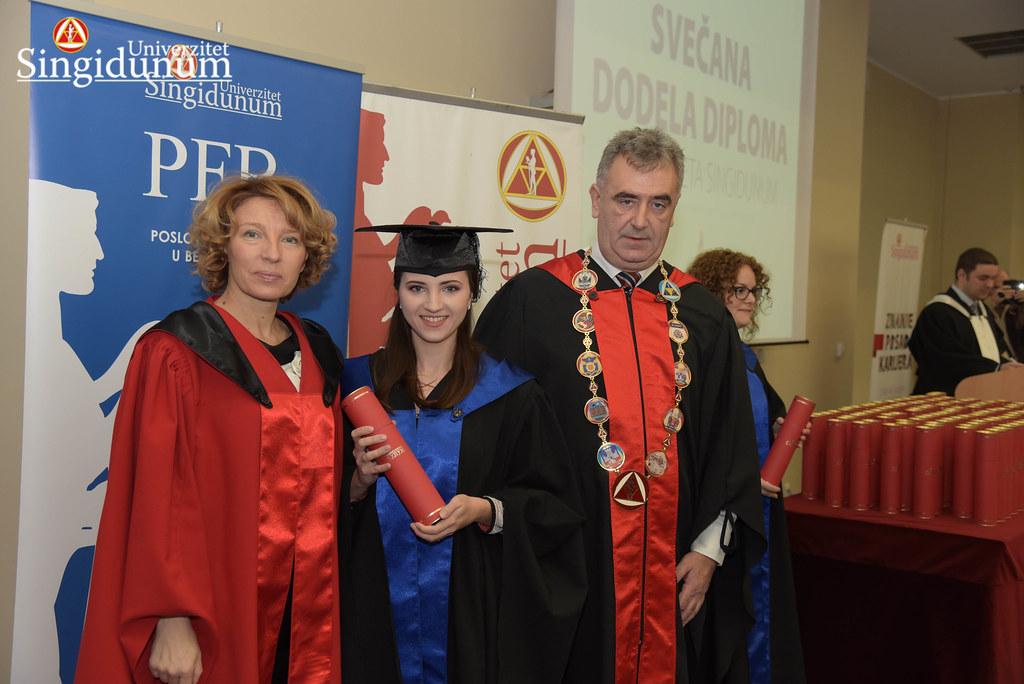 Svecana dodela diploma - Amfiteatar - PFB - 2017 - 138