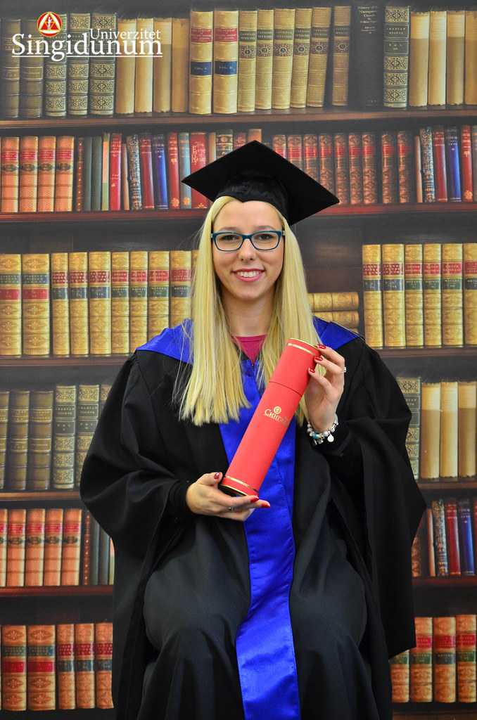 Svecana dodela diploma - Biblioteka PFB 2017 -17
