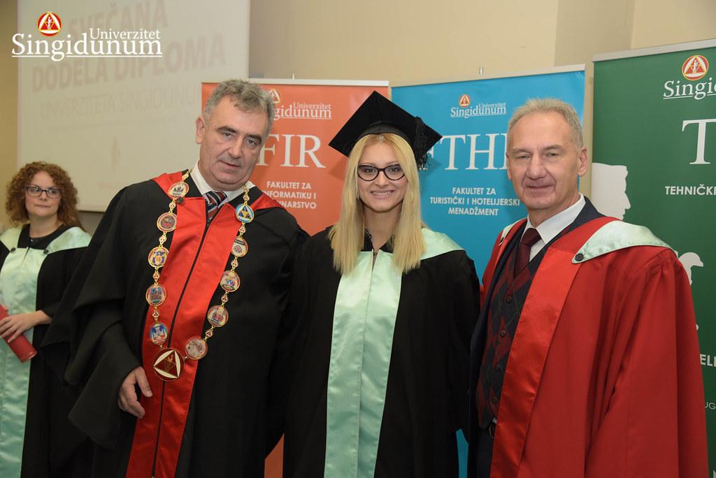 Svecana dodela diploma - FIR I TF - Amfiteatar - 2017 - 107