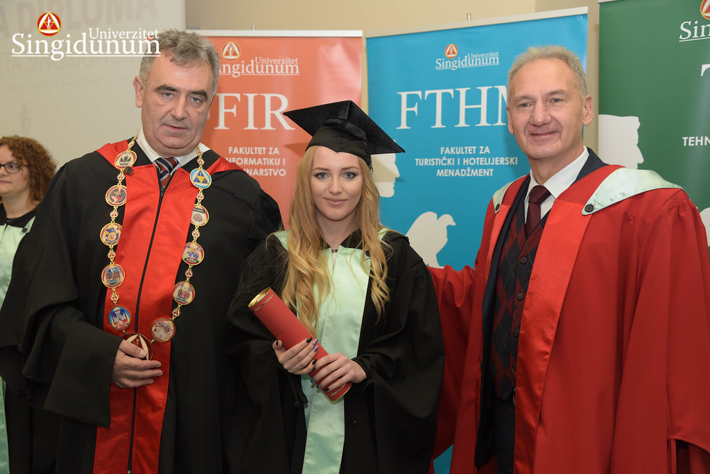 Svecana dodela diploma - FIR I TF - Amfiteatar - 2017 - 75