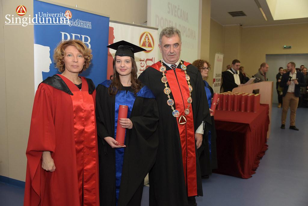 Svecana dodela diploma - Amfiteatar - PFB - 2017 - 30