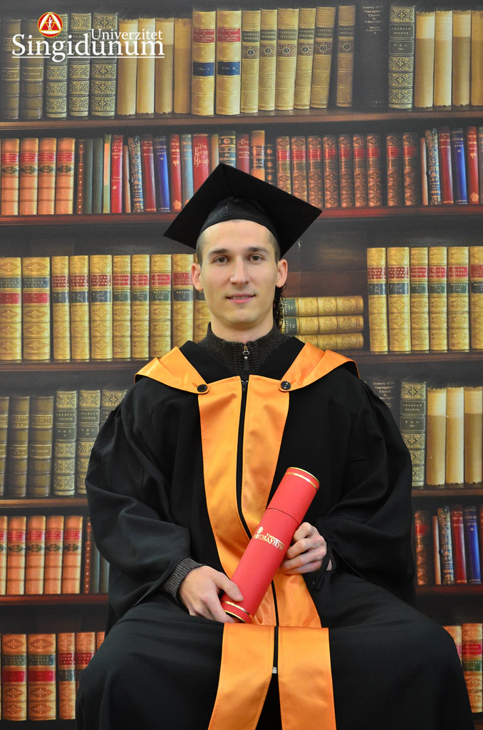 Svecana dodela diploma - Biblioteka FIR I TF 2017 -23