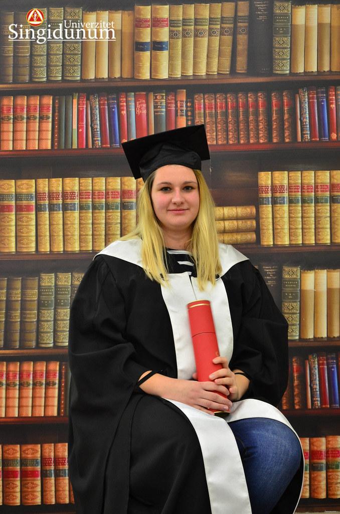 Svecana dodela diploma - Biblioteka Master studije 2017 -11