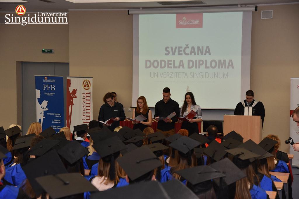 Svecana dodela diploma - Amfiteatar - PFB - 2017 - 118