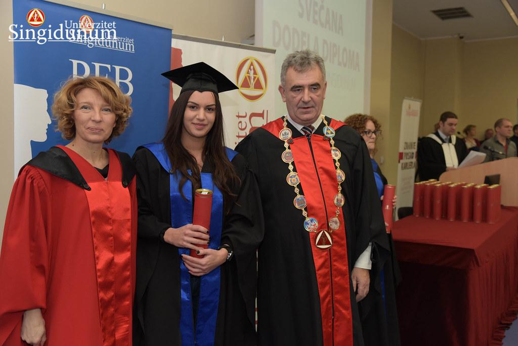 Svecana dodela diploma - Amfiteatar - PFB - 2017 - 49