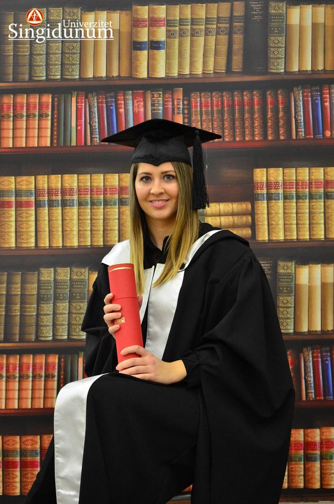 Svecana dodela diploma - Biblioteka Master studije 2017 -39