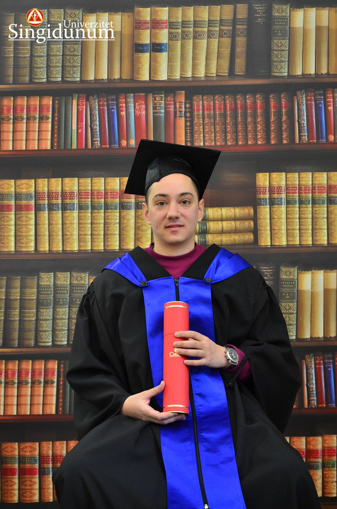 Svecana dodela diploma - Biblioteka PFB 2017 -71