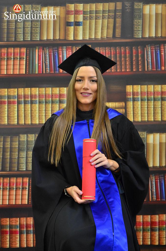 Svecana dodela diploma - Biblioteka PFB 2017 -46