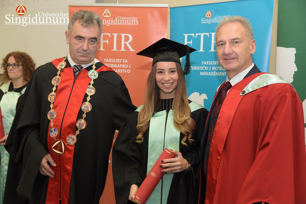 Svecana dodela diploma - FIR I TF - Amfiteatar - 2017 - 59