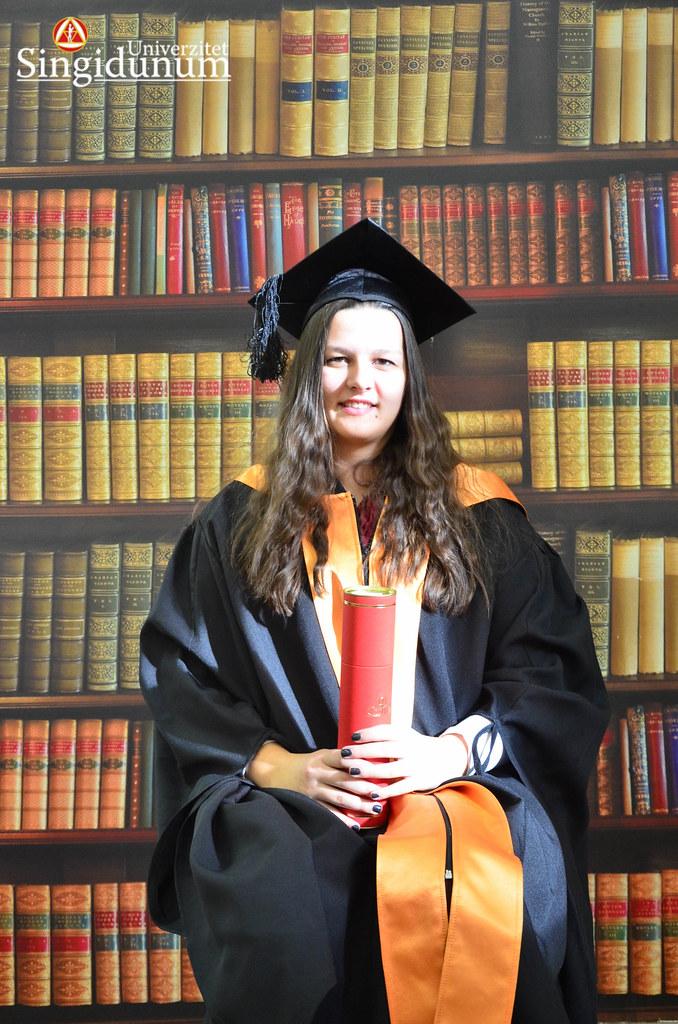 Svecana dodela diploma - Biblioteka FIR I TF 2017 -34