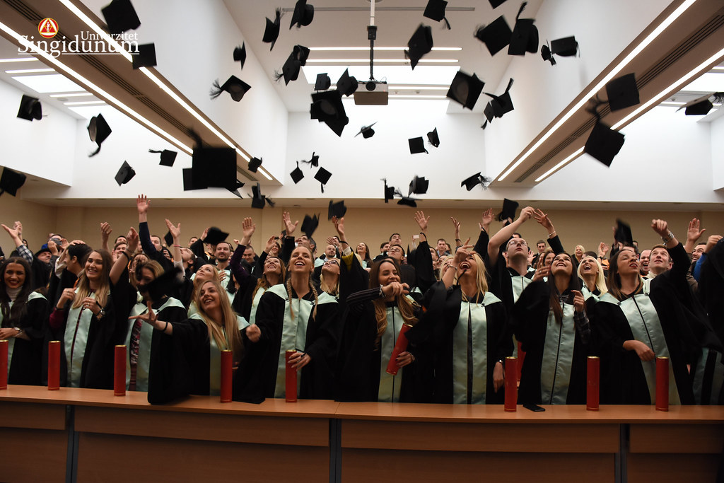 Svecana dodela diploma - atmosfera - 2017 - 440