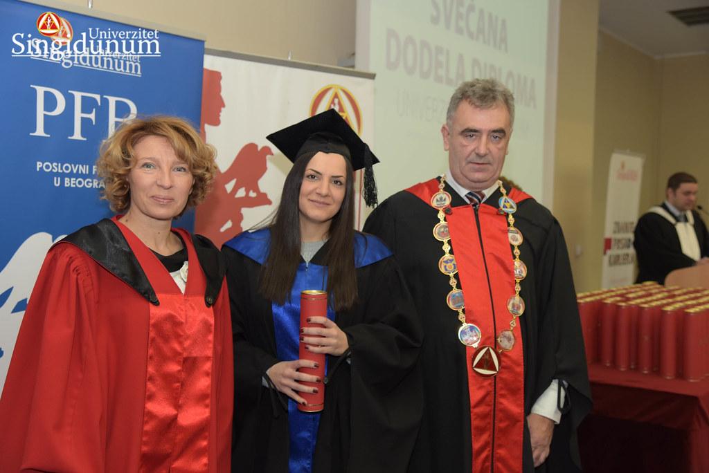 Svecana dodela diploma - Amfiteatar - PFB - 2017 - 149