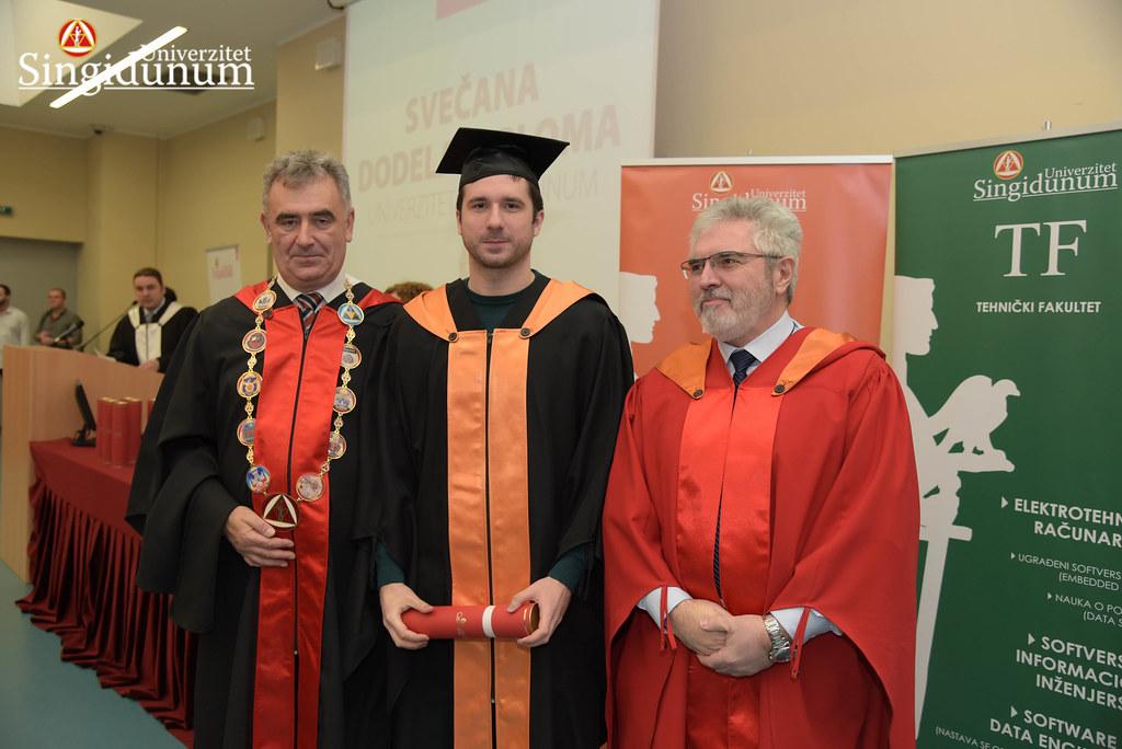 Svecana dodela diploma - FIR I TF - Amfiteatar - 2017 - 32