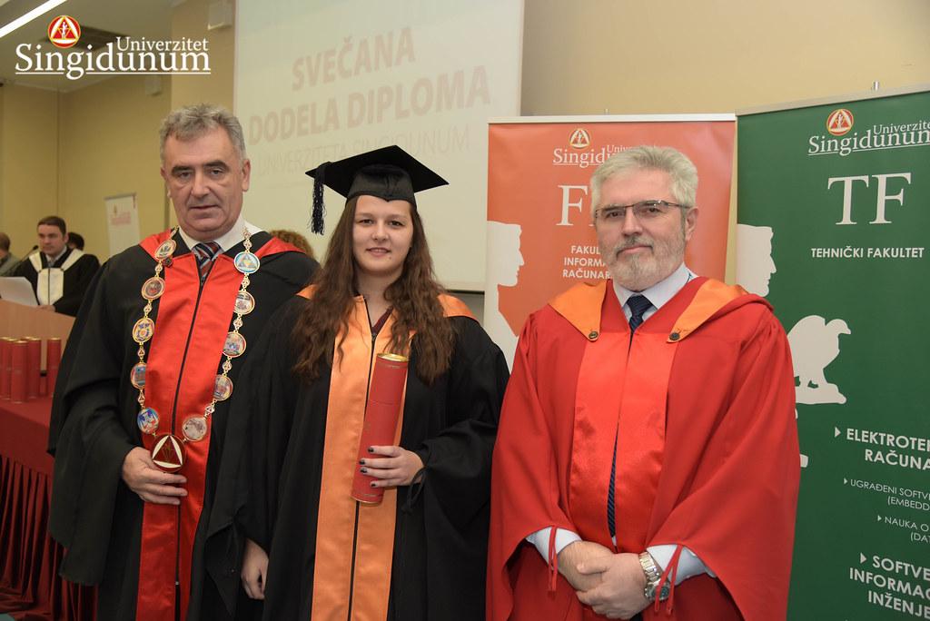 Svecana dodela diploma - FIR I TF - Amfiteatar - 2017 - 31